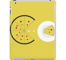 PAC-PIZZA iPad Case/Skin