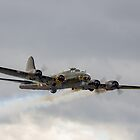 B17 Flying Fortress by Dean Messenger