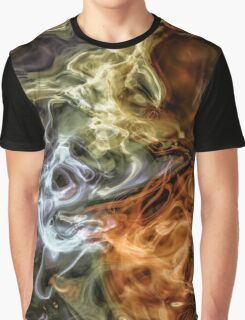 Imaginings Large Graphic T-Shirt
