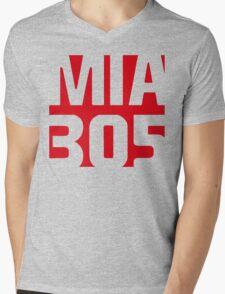 MIA 305 Mens V-Neck T-Shirt