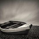 Weybourne Beach Boat by DaveTurner