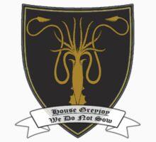 House Greyjoy Simple T by SamuelRawlings