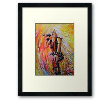 Doro Framed Print