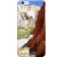 Serenity in the Desert iPhone Case/Skin