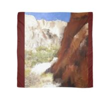 Serenity in the Desert Scarf
