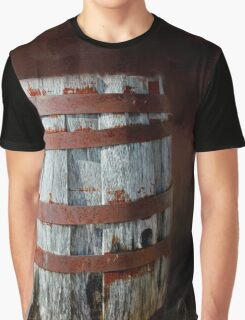 Rusty Barrel Graphic T-Shirt