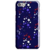 Red White Blue Stars iPhone Case/Skin