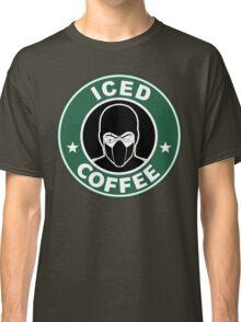 Mortal Kombat •Sub Zero •Iced Coffee Classic T-Shirt
