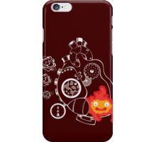 Calcifer's Engine iPhone Case/Skin