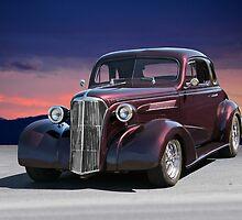 1937 Chevy 'Black Cherry' Coupe by DaveKoontz