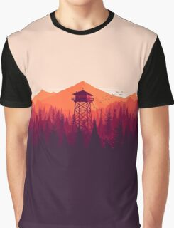 Perfect View Graphic T-Shirt
