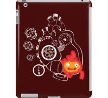 Calcifer's Engine iPad Case/Skin