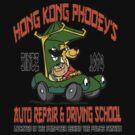 Hong Kong Phooey's Auto Repair & Driving School by G. Patrick Colvin