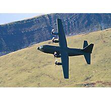 C-130 Hercules Photographic Print