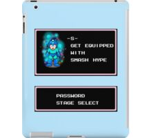Smash Hype! GET EQUIPPED! iPad Case/Skin