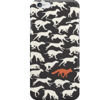 Fox & the Hounds iPhone Case/Skin