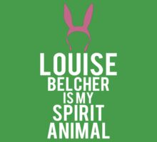 Louise Spirit Animal by designsbymegan
