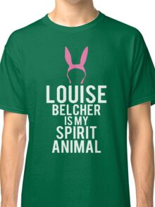 Louise Spirit Animal Classic T-Shirt
