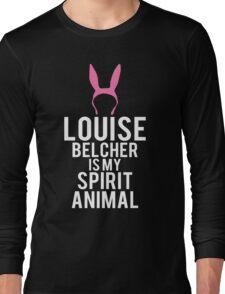 Louise Spirit Animal Long Sleeve T-Shirt