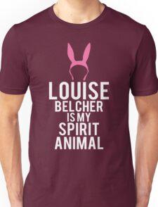 Louise Spirit Animal Unisex T-Shirt