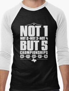 Not 1 but 5 Championships T-Shirt