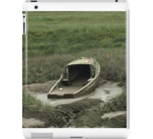 Mud Ahoy. iPad Case/Skin