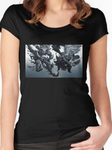 Sin Women's Fitted Scoop T-Shirt