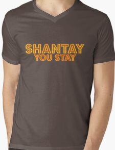 Shantay - You Stay [Rupaul's Drag Race] Mens V-Neck T-Shirt