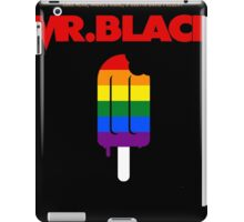 MR BLACK PRIDE iPad Case/Skin