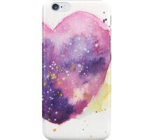 Galaxy Heart! iPhone Case/Skin