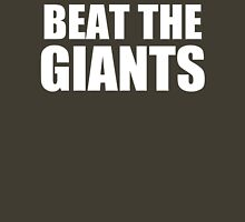 Philadelphia Eagles - BEAT THE GIANTS - White text Unisex T-Shirt