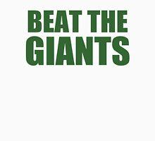 Philadelphia Eagles - BEAT THE GIANTS - Green Text Unisex T-Shirt