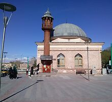 A Mosque by rasim1