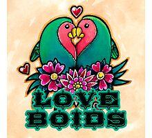 Love Boids Photographic Print