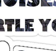 Lyrics; Pierce the Veil Sticker