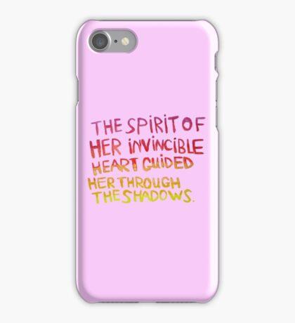 Ursula Buendia iPhone Case/Skin