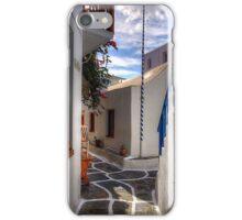 Empty Flagpole iPhone Case/Skin
