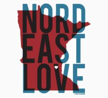 Nordeast Love by HalfPintPrint