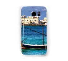 Choro Old Harbour Samsung Galaxy Case/Skin