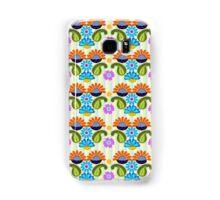 Paisley, Fantasy Flowers & Stripe patterns Samsung Galaxy Case/Skin
