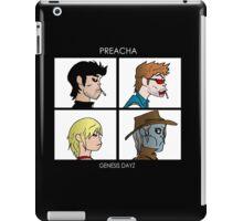 PREACHA iPad Case/Skin