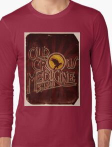 Old Crow Medicine Show Long Sleeve T-Shirt