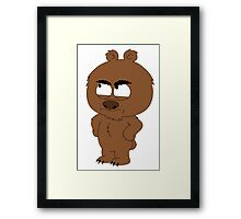 Brickleberry - Malloy Framed Print