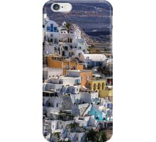 Little boxes on the hillside iPhone Case/Skin