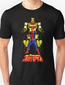 Supaidaman!  CHANGE LEOPARDON!!! (Version 3) Unisex T-Shirt