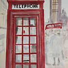 The Phone Box by Josephine Mulholland