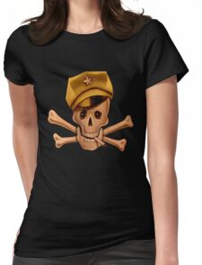 Johnny Womens Fitted T-Shirt