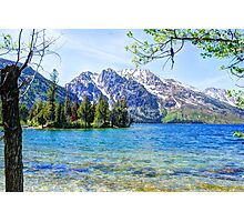 Jenny Lake Photographic Print