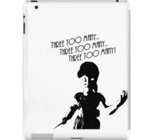 "Bioshock - Little Sister ""Three Too Many!"" iPad Case/Skin"