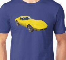 1975 Corvette Stingray Muscle Car Unisex T-Shirt